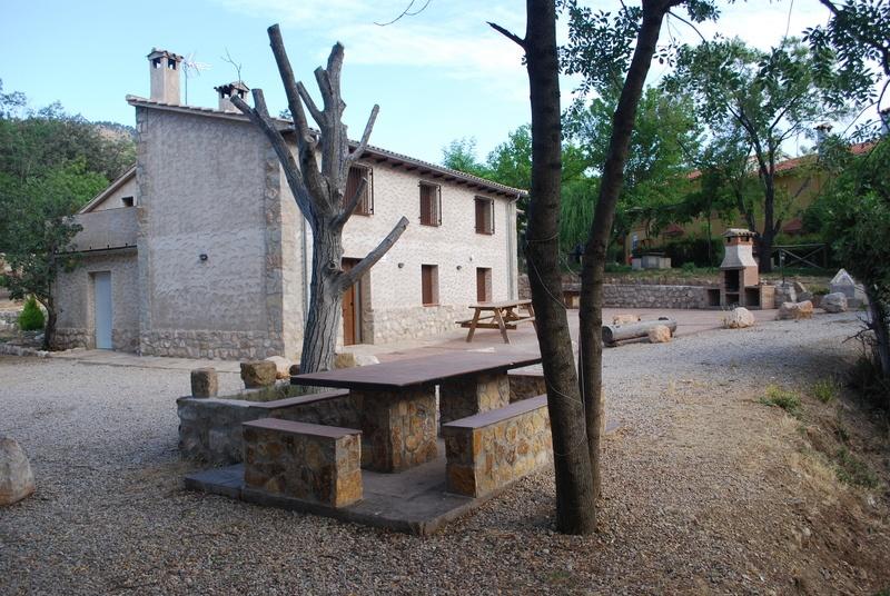 casas rurales para grandes grupos
